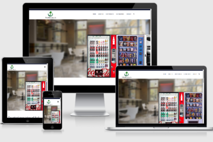 Palmetto Vending Website Development